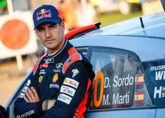 Dani Sordo regresa al volante