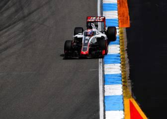 Grosjean pide a la F1 que imite las escapatorias de la NASCAR