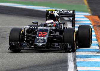 Button y su lealtad a McLaren: