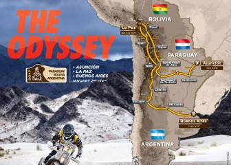 El recorrido del Dakar 2017 pretende recuperar su esencia