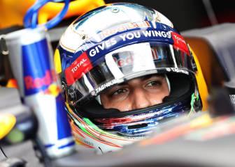 Alonso, consuelo de Ricciardo: