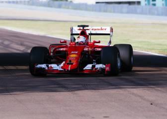 F1 2017: más carga y resistencia pero menos velocidad punta