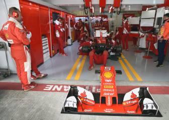 Reformas en Ferrari: destituyen a su jefe de aerodinámica