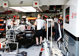 2017 cada vez más cerca: Haas abandona el coche de 2016