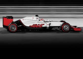¿Qué nota pondrías al estreno de Haas? Grosjean se da un 8