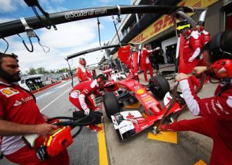 Ferrari es poco atractiva para los grandes nombres