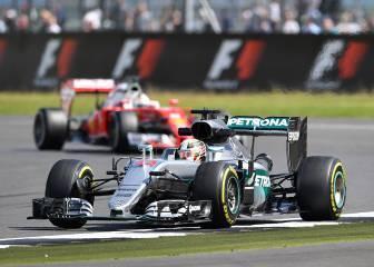 La realidad de Ferrari: más lejos de Mercedes en carrera