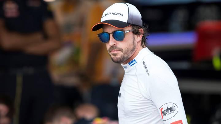 Fernando Alonso desvela quién fue su primer rival: su abuela