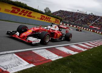 F1 2017: la carga aerodinámica dificultará los adelantamientos