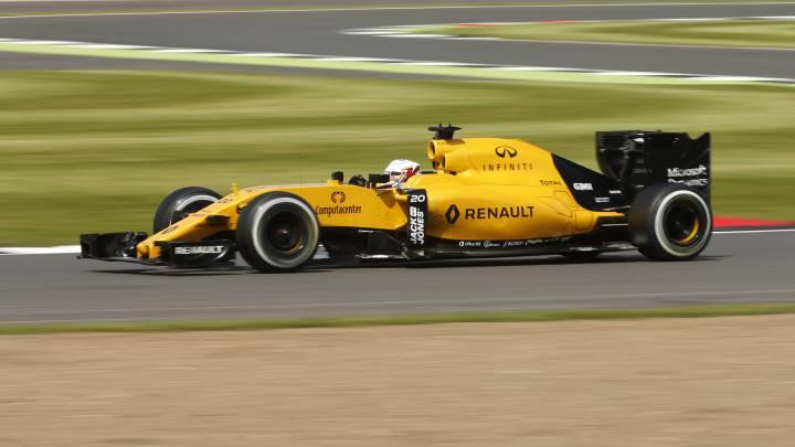 Renault desarrolla 2017 basándose en el F1 de 2015