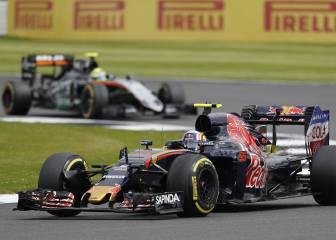Toro Rosso confía en batir a Force India y McLaren Honda