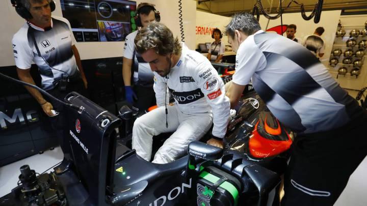Alonso pide que la F1 sea más como el fútbol: sin tanto cambio