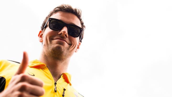 """Jolyon Palmer: """"Estoy a un nivel similar a cuando gané la GP2"""""""
