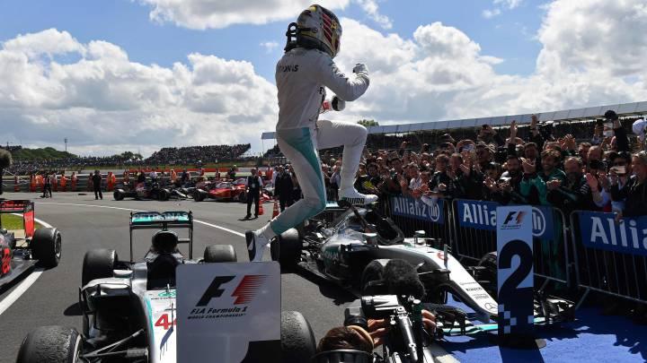 Mercedes teme perder su papel dominador en la F1 2017