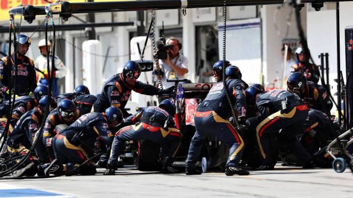 En Toro Rosso reconocen que se han decepcionado a sí mismos