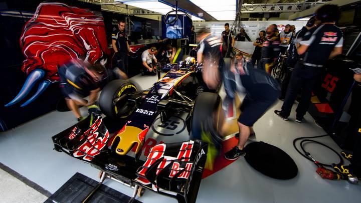 Toro Rosso defiende congelar el desarrollo de los motores