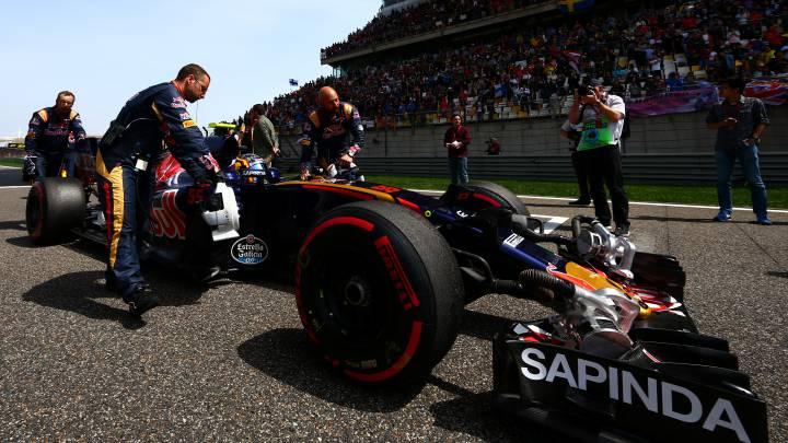"""Sainz: """"Toro Rosso puede terminar 3º en el Mundial 2017"""""""