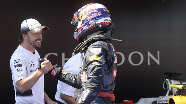 "Verstappen: ""Alonso podría haber sido campeón 7 veces"""