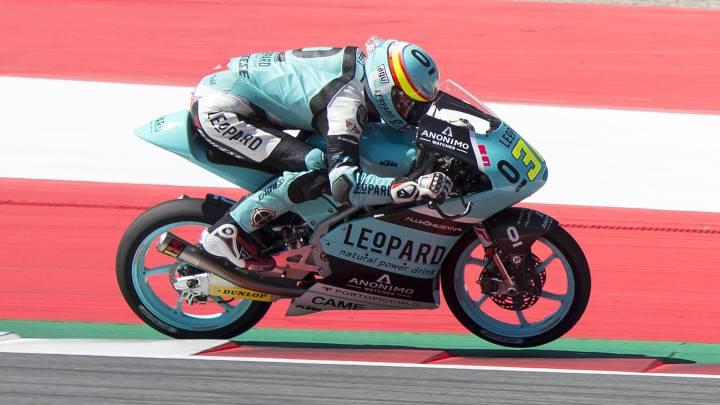 La duda de Joan Mir: seguir en Leopard o irse al Red Bull KTM