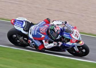 Alex Lowes estará en el test de Brno de MotoGP con Yamaha