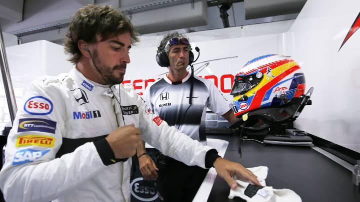 """Alonso: """"La unión del equipo es la noche y el día con el año pasado"""""""