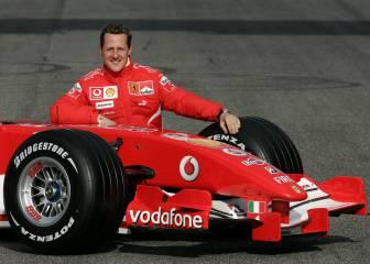 El excura de la F1: