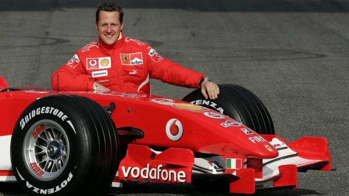 """El excura de la F1: """"Sé más de Schumacher de lo que quiero"""""""