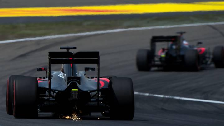 Boullier y su gestión en McLaren: más trabajo en equipo