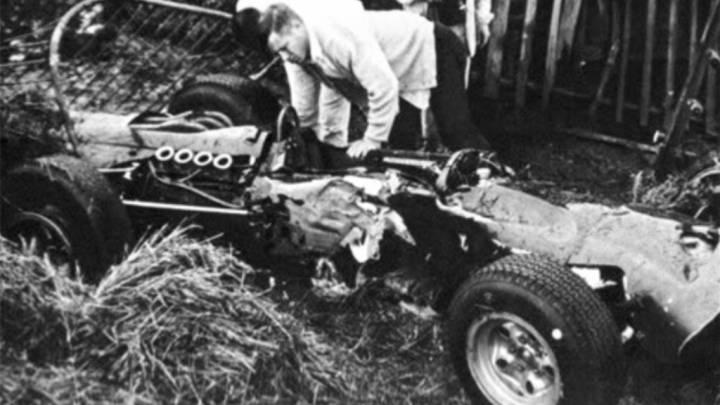 Hace 50 años Stewart volvió a nacer y decidió 'matar' Spa