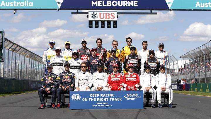 Vota: ¿Quién es el mejor piloto del Mundial 2016 de F1?