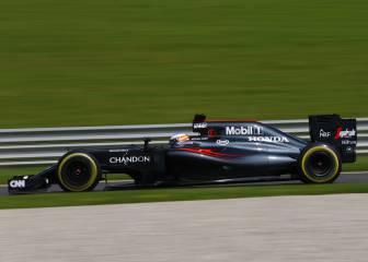 Honda: 20 caballos más listos para el McLaren de Alonso