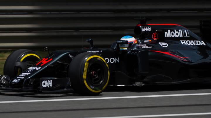 McLaren y el infierno de Spa: 105 puestos de sanción en 2015