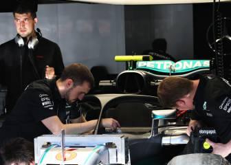 Mercedes aprovecha que sus rivales se centran en 2017