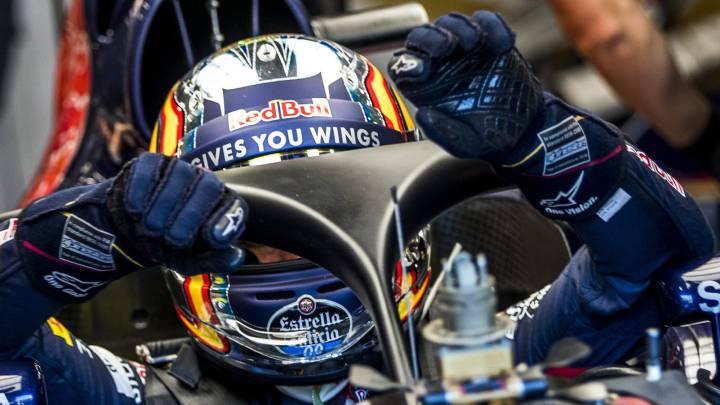 """Sainz: """"¿Alonso? Ahora tengo a los Manor de rivales"""""""