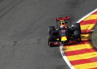 Resumen de Clasificación del GP de Bélgica F1: Rosberg primero