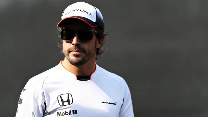 """Alonso: """"Si esto sirve para reforzar el año que viene…"""""""