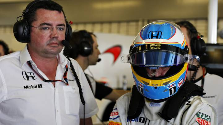 Boullier saca pecho ante la llegada de Capito a McLaren