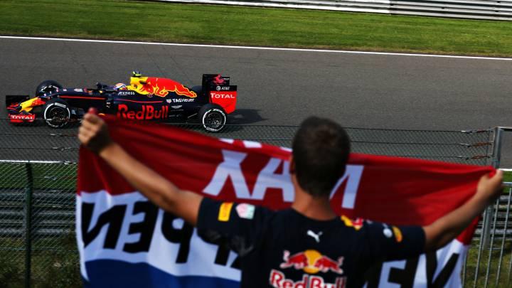 Red Bull y Verstappen se la juegan todo al superblando