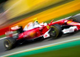 Libres 3: Kimi avisa a Mercedes y Alonso es undécimo