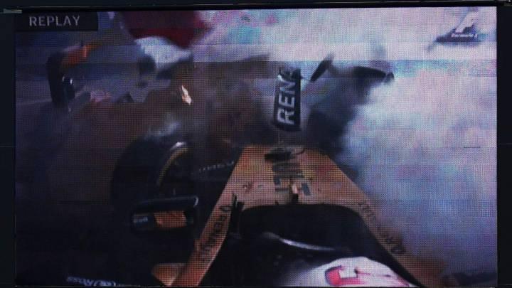 Magnussen no tiene roturas y asegura que correrá en Italia