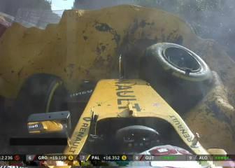 Magnussen: la FIA investiga si falló la protección del cockpit