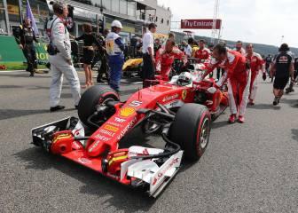 Ferrari se agarra a Monza como salvavidas de la temporada