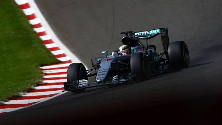 ¿Fue la remontada de Hamilton en Spa la mayor desde 2000?