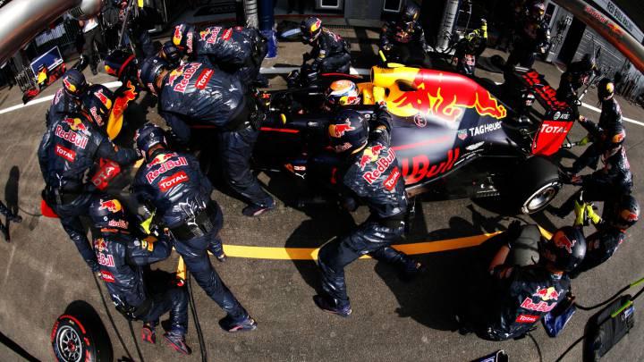 """Red Bull responde a Ferrari: """"Nuestro coche es legal"""""""