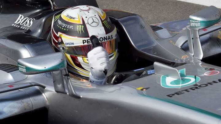 Hamilton, 'Piloto del Día' en Spa y empate a 97 podios con Alonso