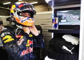 Villeneuve riñe a Verstappen: