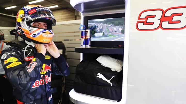 """Villeneuve regaña a Verstappen: """"Cálmate, vas a matar a alguien"""""""