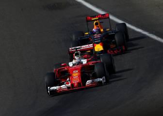 Italia carga contra Vettel y defiende a Verstappen