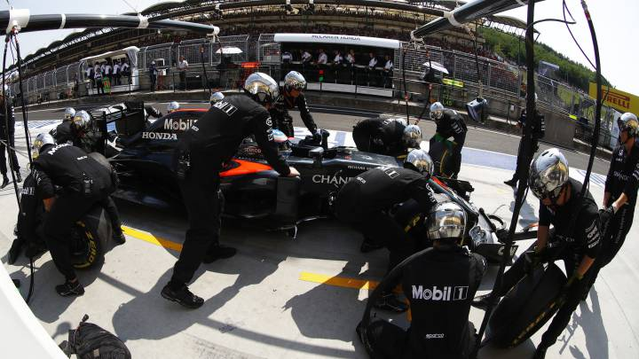 """Honda avisa: """"El fin de semana en Monza será complicado"""""""