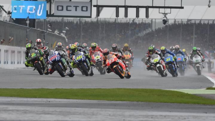Las 10 curiosidades sobre el GP de Gran Bretaña de MotoGP